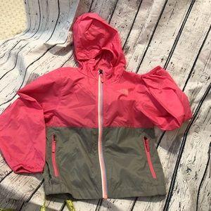 Girls North Face Jacket Coat Lightweight 5 XXS